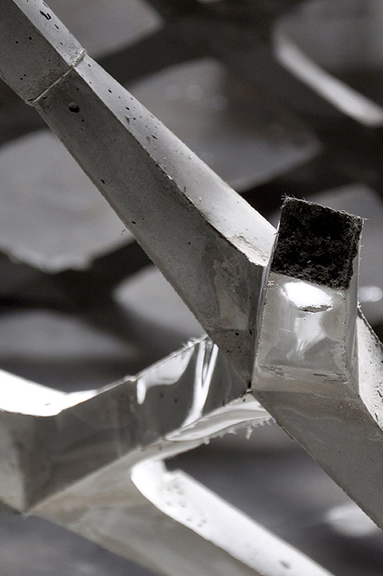 Crease, Fold, Pour: Advancing Flexible Formwork with Digital Fabrication and Origami Folding