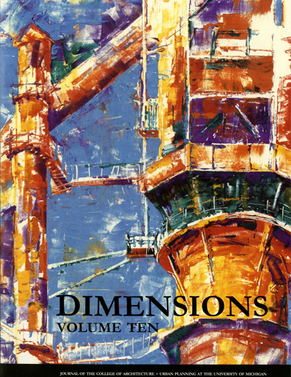 Dimensions 10 Cover