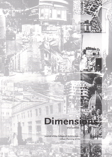 Dimensions 12 Cover