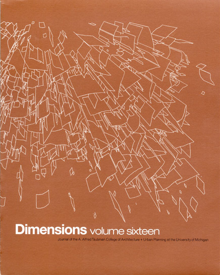 Dimensions 16 Cover