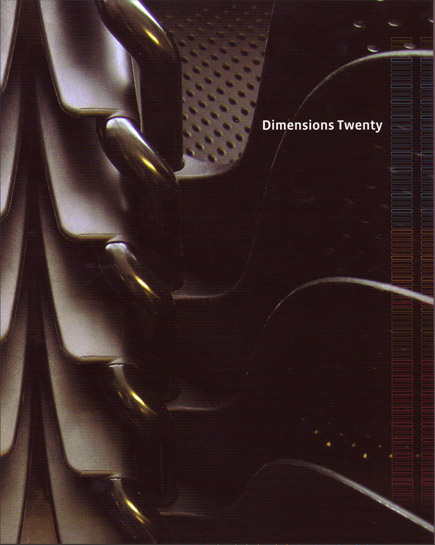 Dimensions 20 Cover