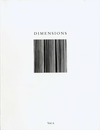 Dimensions 6 Cover