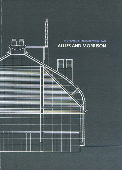 Allies and Morrison - Selected Projects 1984–1997 - MAP 2