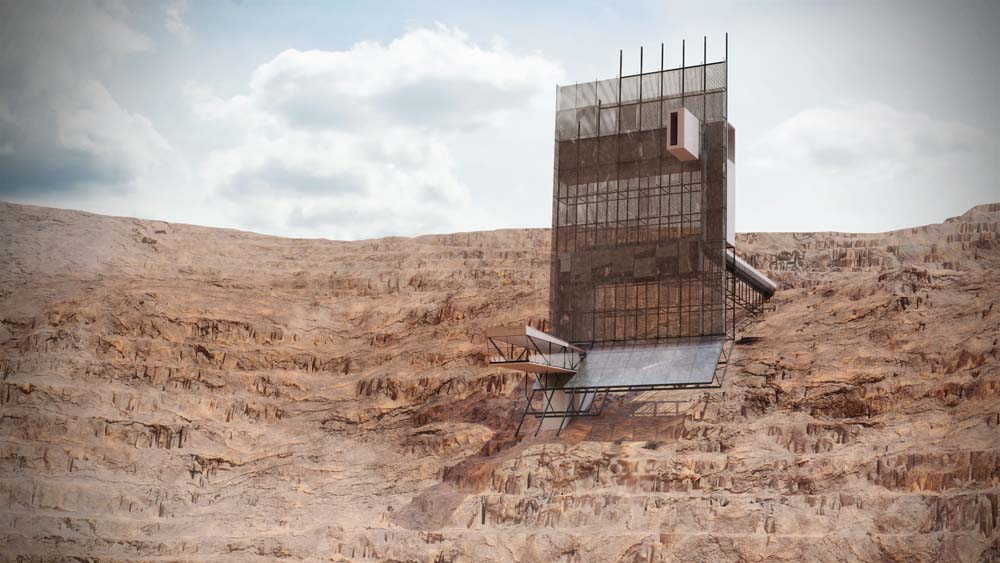 Extractive Exchange by Kady Cramer and Marco Nieto - UD 722 - Thun