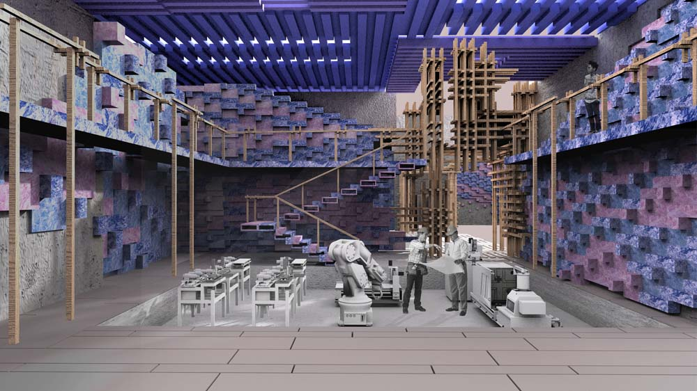 Manufacturing Commons by Liyah George - Common Property ARCH 662 Thesis - Jose Sanchez