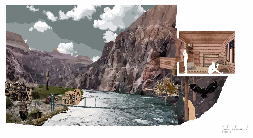 Space and Ideology Creating Diffusive Discourse by Brandon Meinders - Arch 442 Imagination - Dreaming (2)