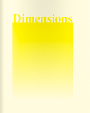 Dimensions 29 Cover