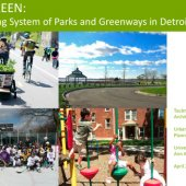 Ever Green: An Enduring System of Parks and Greenways in Detroit