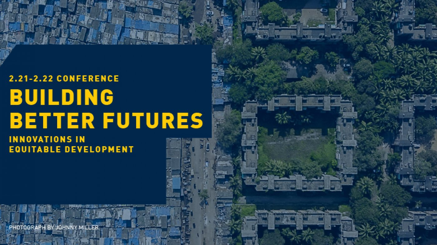 Building Better Futures: Innovations in Equitable Development