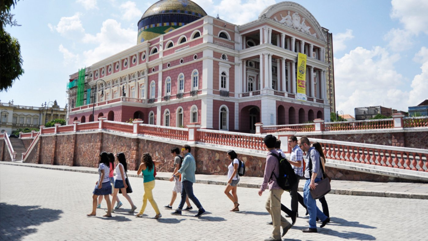 Students » Travel Abroad