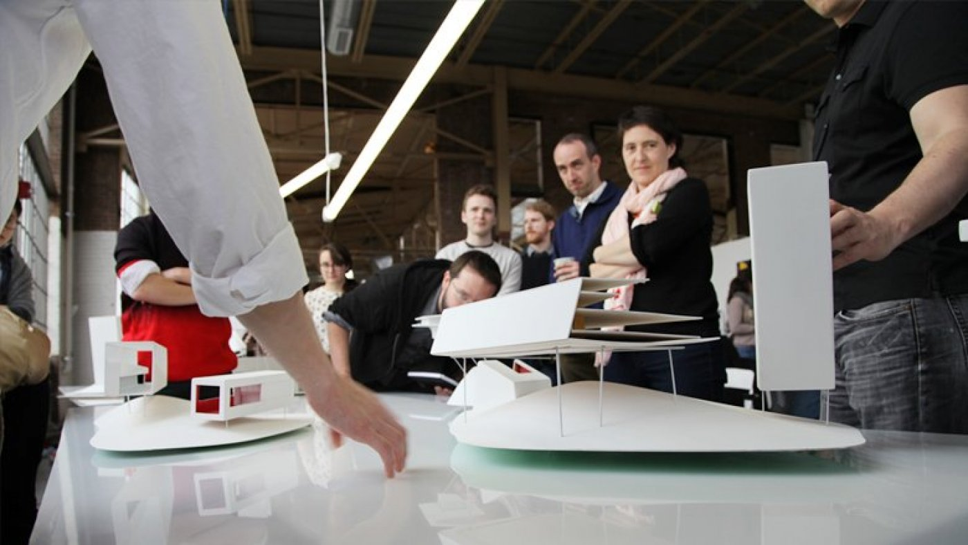 Taubman College Master of Architecture (M.Arch.) Degree Requirements