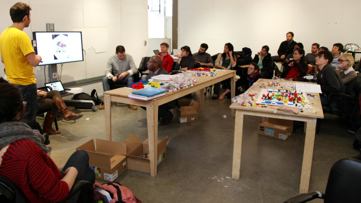 Taubman College Master of Urban Planning Students