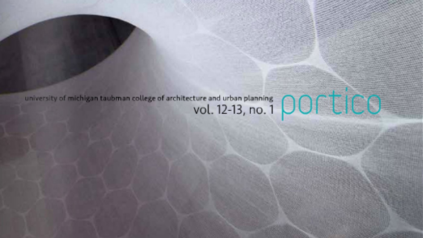 Architecture » Publications