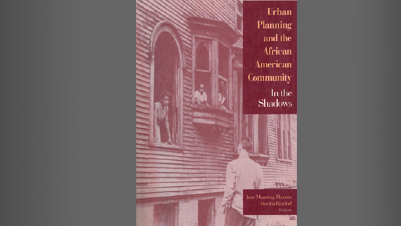 Planning and the African-American Community: In the Shadows