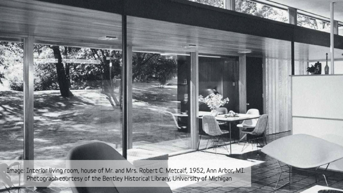 Dean Emeritus And Emil Lorch Professor Of Architecture And Urban Planning  Robert C. Metcalf (B. Arch., U002750) Remembered