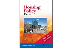 Fiscal Crisis and Community Development: The Great Recession, Support Networks, and Community Development Corporation Capacity