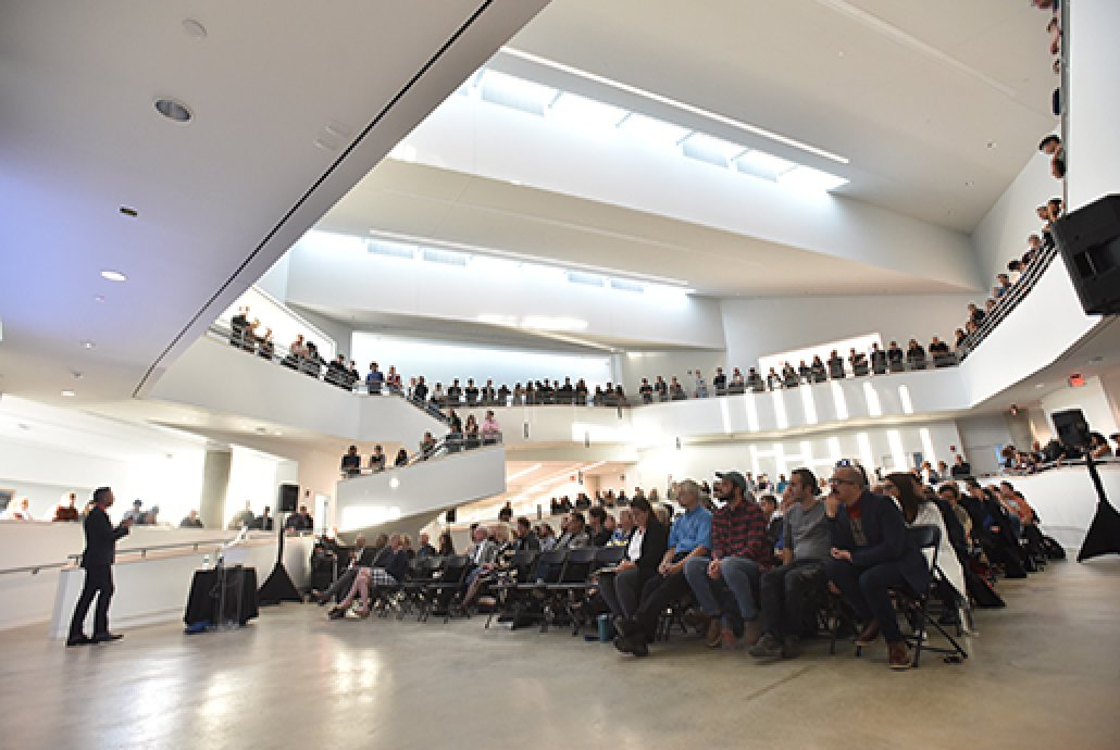 ... September 8: Celebrating The Opening Of The A. Alfred Taubman Wing